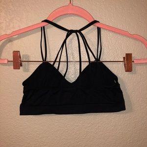 Anemone Intimates & Sleepwear - Strappy Bralette